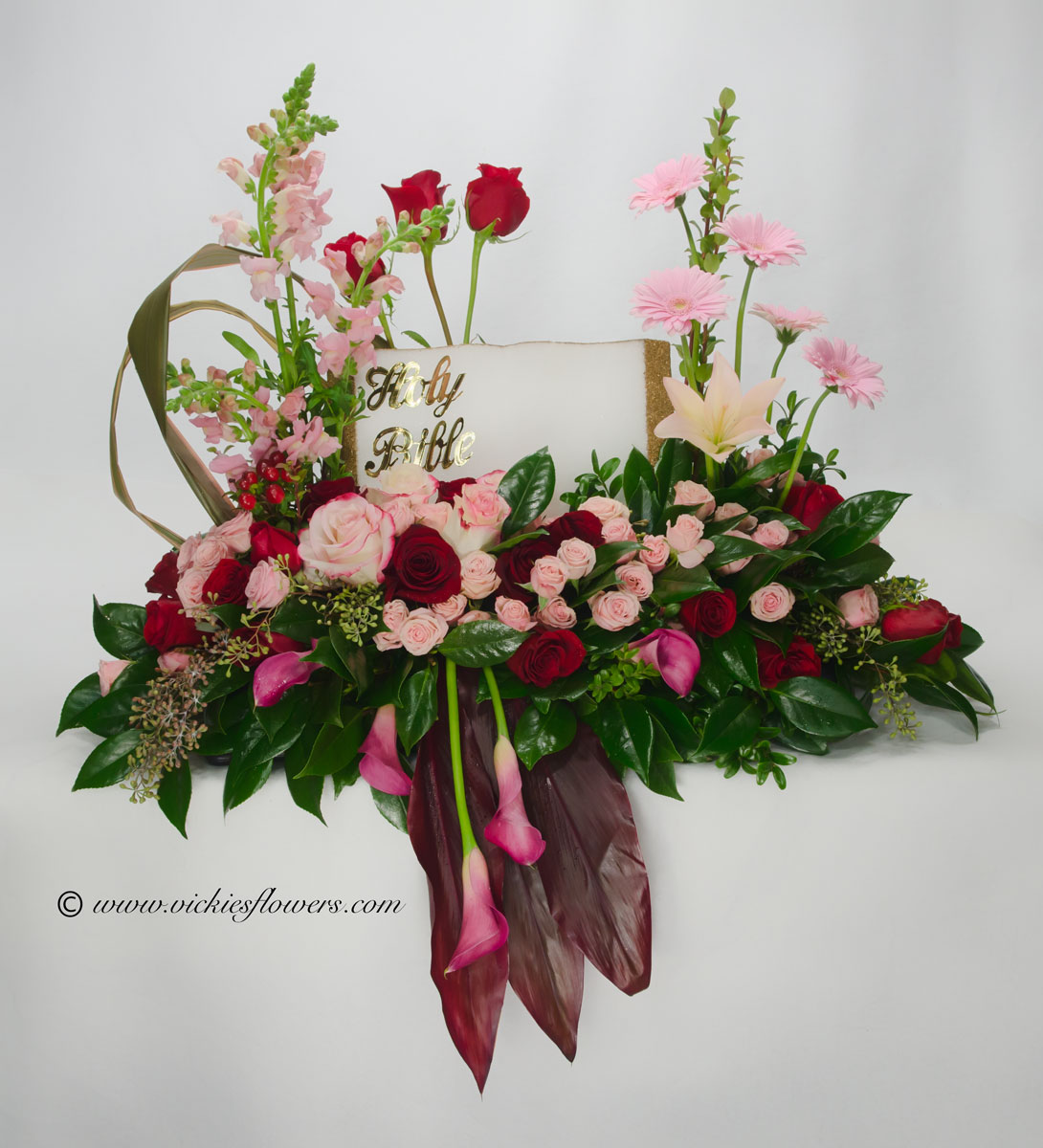 Contemporary Most Beautiful Funeral Flowers Illustration Best