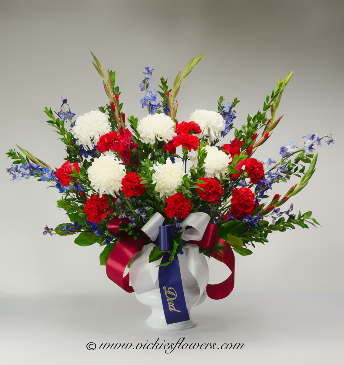 Funeral sympathy flowers archives vickies flowers brighton co funeral sympathy flowers 042 165 plus tax and delivery patriotic memorial flowers with izmirmasajfo