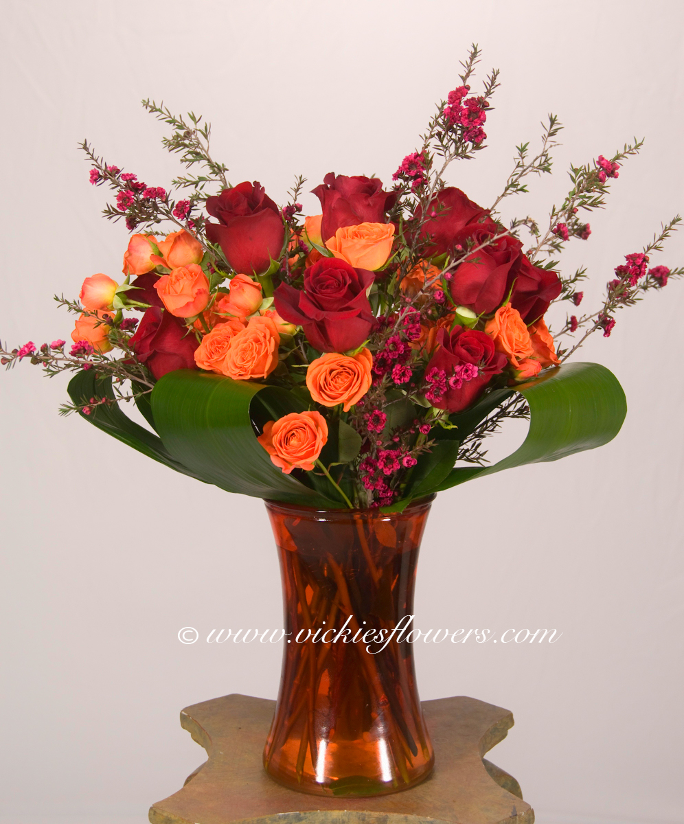 Fresh Roses Delivered Today | Vickies Flowers | Brighton Co Best Florist