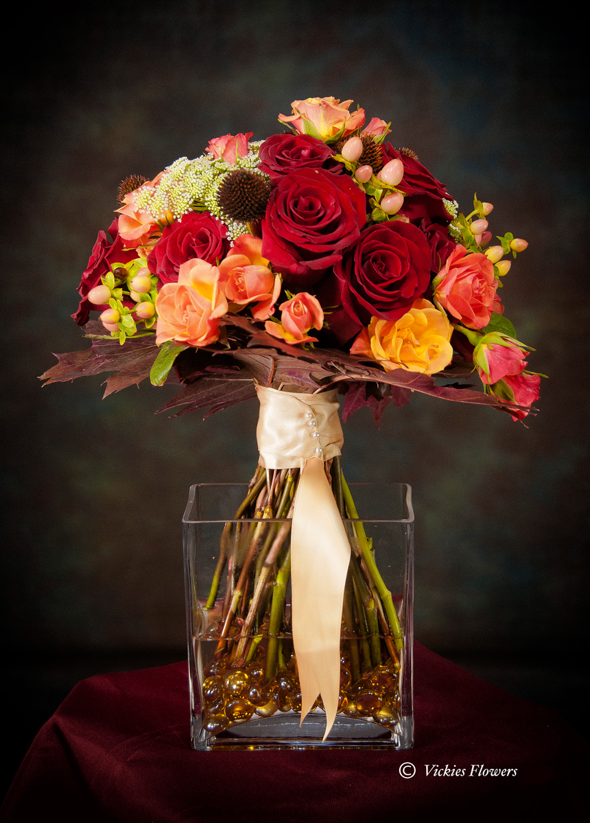 Wedding Bouquets Vickies Flowers Brighton Colorado Florist