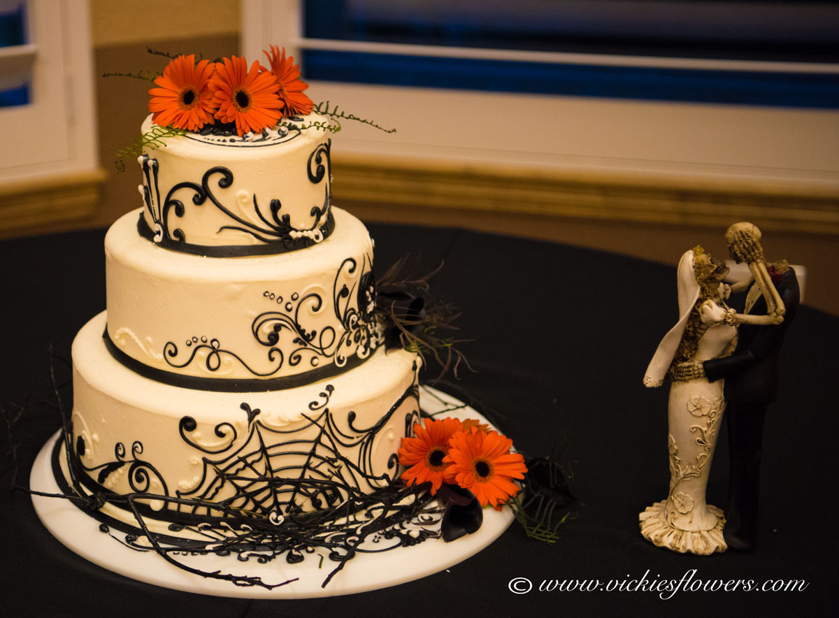 Wedding Cake Toppers | Vickie\'s Flowers, Brighton Co Florist