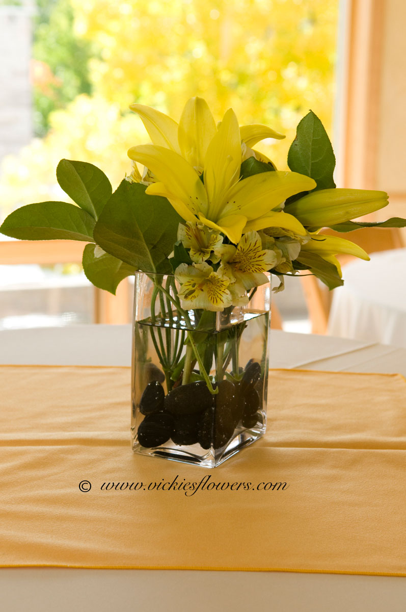 Wedding Centerpieces Vickies Flowers Brighton Co Florist