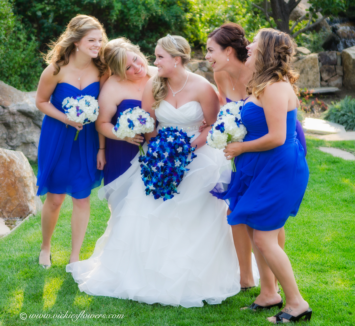 Wedding Bouquets | Vickies Flowers | Brighton Colorado Florist