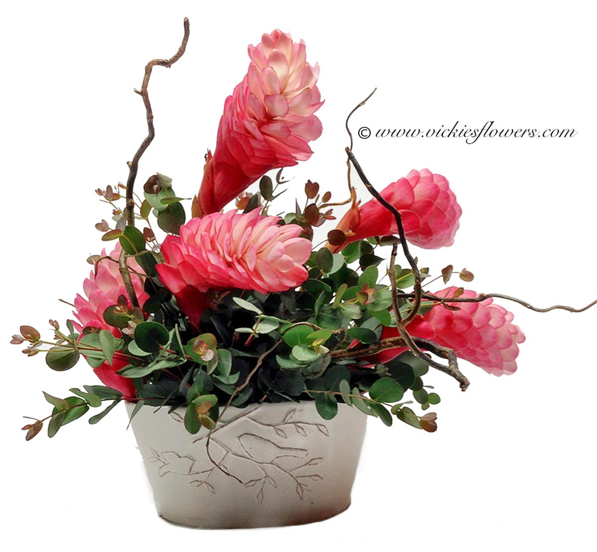 Ikebana Asian Flower Arrangements Vickies Flowers Brighton Co Florist