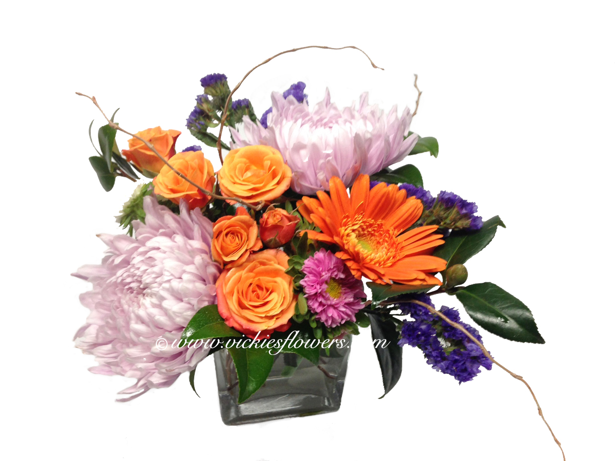 Birthday Anniversary Thank You Congratulations | Vickies Flowers ...